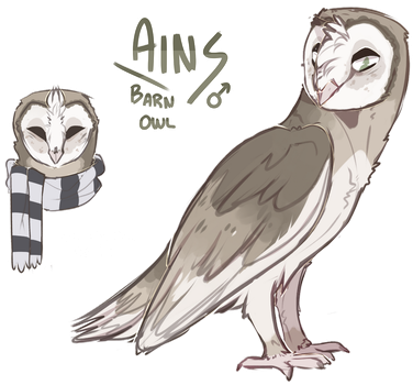 Ains - 2018 ref by P4LE