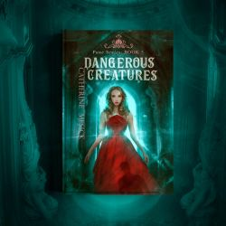 Book Cover 3 - Dangerous Creatures by MirellaSantana