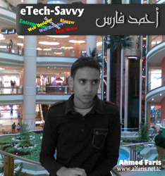Ahmed Faris by etech-savvy