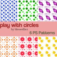 Playing with Circles by blessedliez