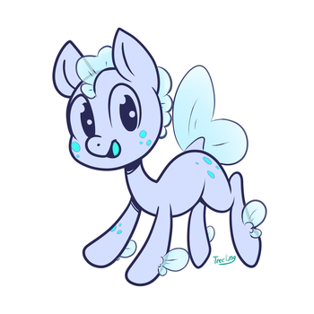 Guppy! (Adoptable-closed) by treeling96