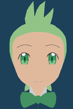 Cilan - Head by xLemonShiki