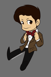 Bow ties are cool by SonicHearts