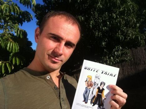 My manga White Taiki on Amazon and Createspace! by AkiraHikawa