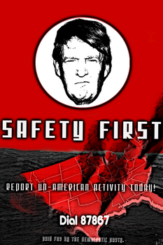 Safety First by FleetwoodBlack
