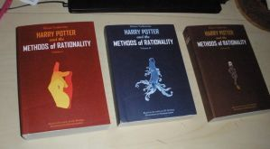 Harry Potter and the Methods of Rationality by CatoPhilosophus