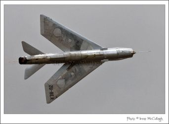 English Electric Lightning by substar