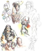 Twilight Princess Dump by Foxtail-89