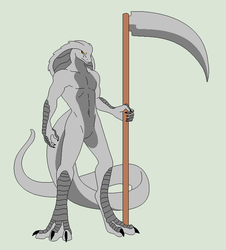 Base Fix - Anthro Snake by Shadow-Bases
