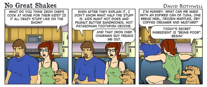 The Iron Chef Chairman is Insane by NoGr8Shakes