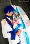 Wedding Hatsune Miku 08 by KyuProduction