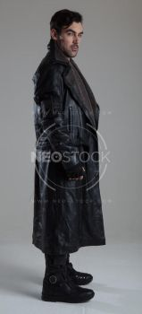 Danny Cyberpunk Detective 146 - Stock Photography by NeoStockz