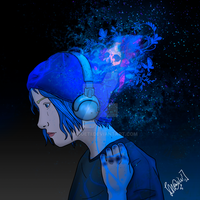 Music is not loud enough by Maiqueti
