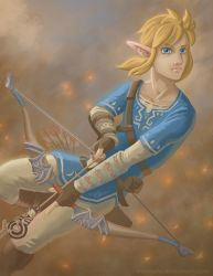 Rise of a New Link by markuro