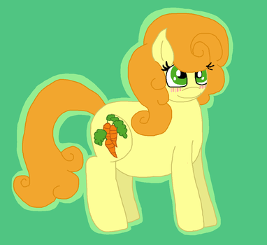 One great carrot by cottoncloudyfilly