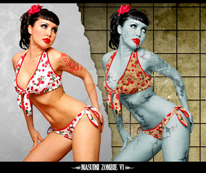 Masuimi Max Zombie v1 by TheAL