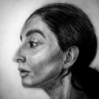 Portrait drawing 50 by nerdfighter17