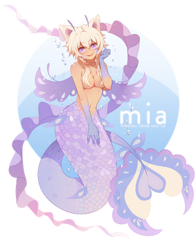 m i a by hen-tie