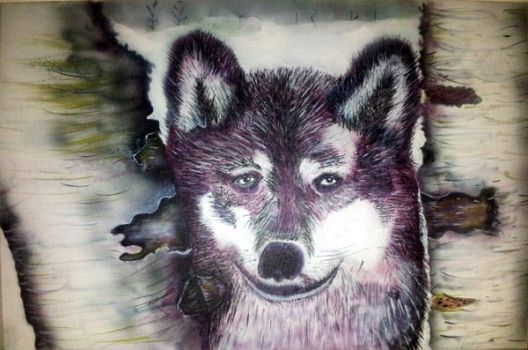 Timber Wolf by TheMakeupArtist