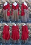1780 Polonaise by Janes-Wardrobe