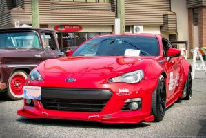 Rocket Bunny BRZ by SeanTheCarSpotter