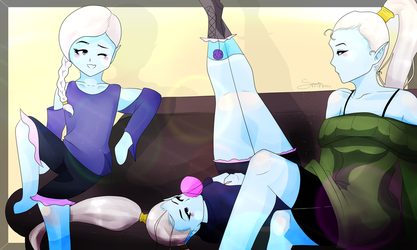 Hanging Out~ by Samantha062104