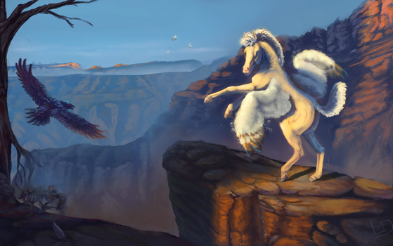Canyon Dreamers by Dalgeor