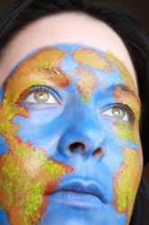 We are the Earth 2 by petronieska-stock