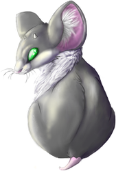 Mouse Sprite by WildloreCreatures