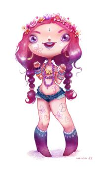 Hippie CDC - feat. Kael by Myev07