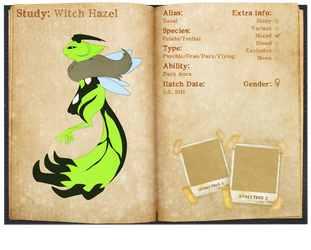 CC - Witch Hazel by LadyPipen
