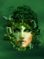 Mother Nature by Maniakuk