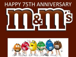 MM's 75th Anniversary by mrentertainment