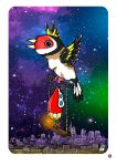 The Goldfinch by BrainBlueArts