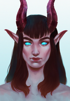 WoW succubus by AntheiaVaulor