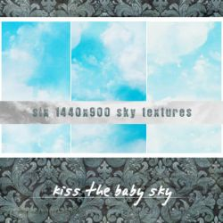 Kiss the Baby Sky by narcoticplease