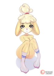 Isabelle sketch by Anchorxx