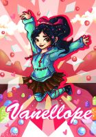 Vanellope by Dreamsoffools