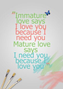 Love Quote's 1 by afiphotograph