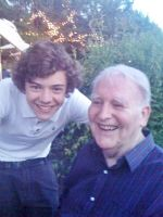 Harry and his Grandfather by convict123