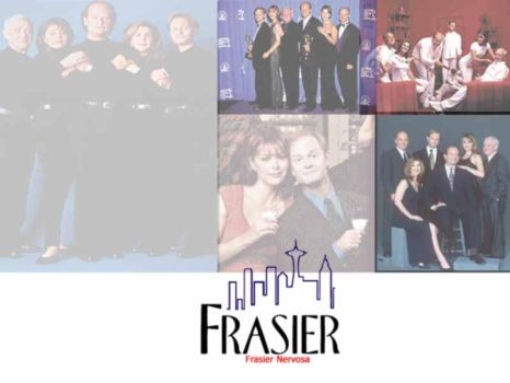 Frasier Wallpaper by Frasier-Club