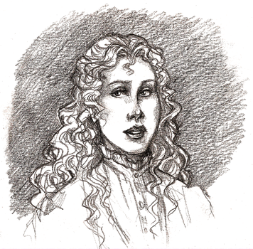 Christine Daae by rumpelstiltskinned