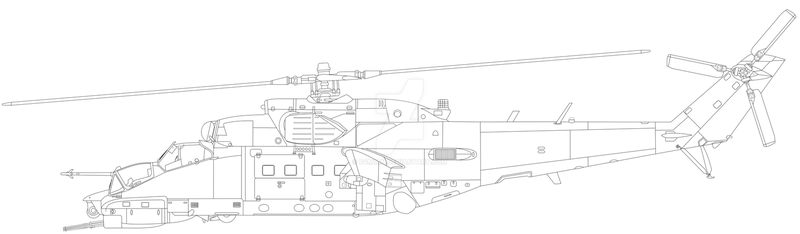 Upgraded Hind by d4m1an