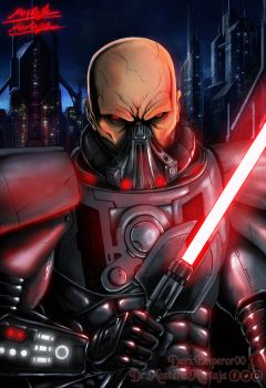SWTOR Darth Malgas by DarkEmperor00