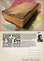 Chip Kidd Post Card by smaisch