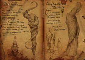 Demon notes. by NickDeSpain