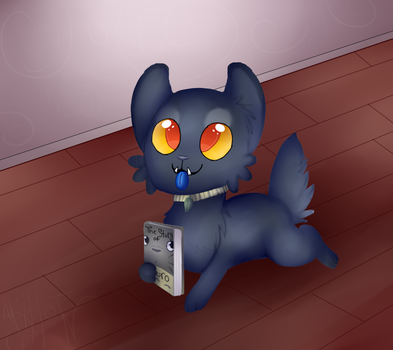 Let's read one of my favorite stories! by buneary23