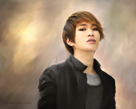 .: SHINEE's Onew :. by TimSawyer
