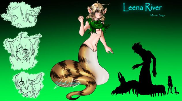 Leena River :Reference: by SafireCreations
