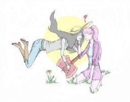 Kiss me by The-DarkBunny